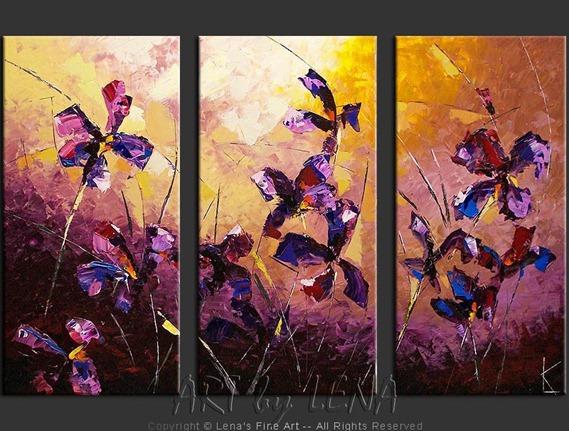 Картинки-цветы-Лена Карпинского