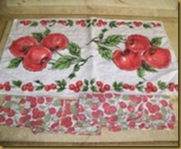 cherry cloth