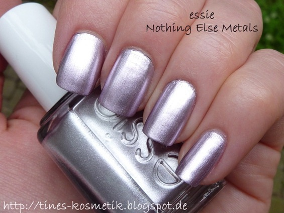 essie Nothing Else Metals 1