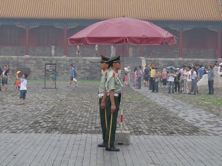 Garzi chinezesti la Beijing