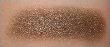 L'Oreal Bronzed Taupe Infallible Eye Shadow Swatch