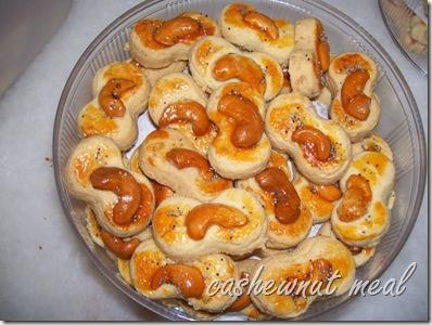 cashewnut meal