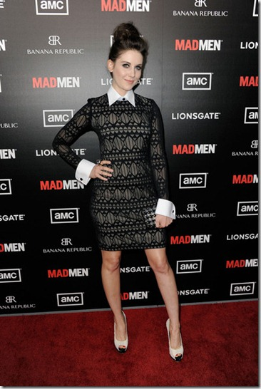 Premiere AMC Mad Men Season 5 Arrivals BvbkLzE6xw0l