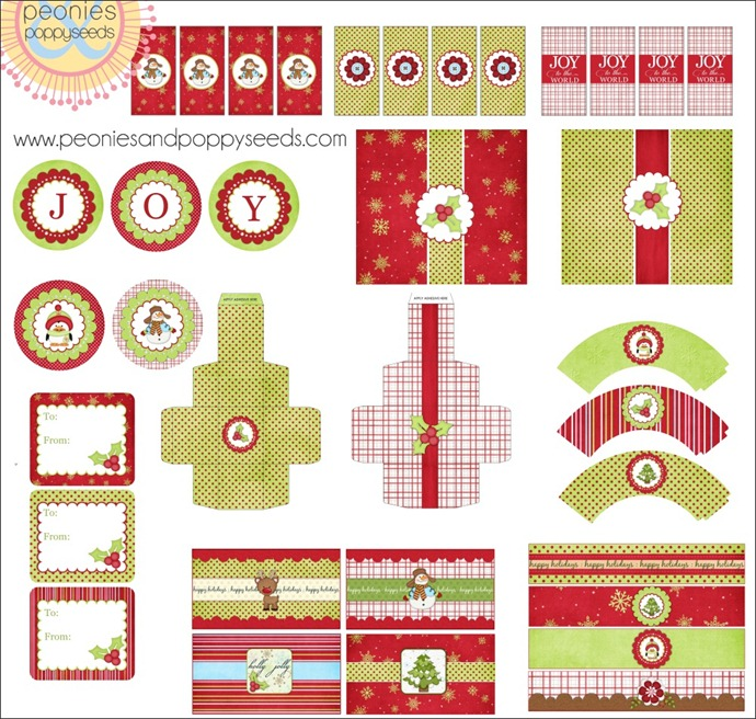 christmas printables copy 2