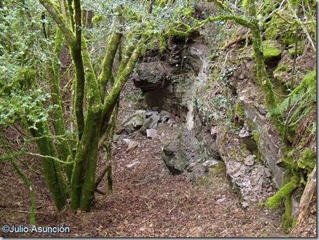 Mina de Zilarzilo - Valle de Arce