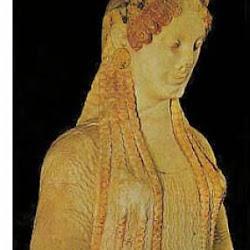 46 - Kore del Museo de la Acropolis