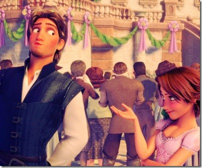 Tangled - Where's the Crown