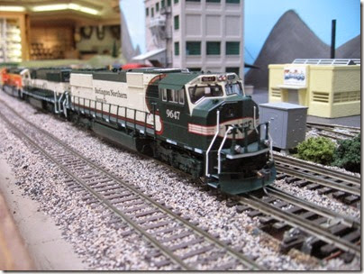 IMG_6088 LK&R Layout at the Three Rivers Mall in Kelso, Washington on April 14, 2007