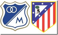 Millonarios vs Atlético de Madrid