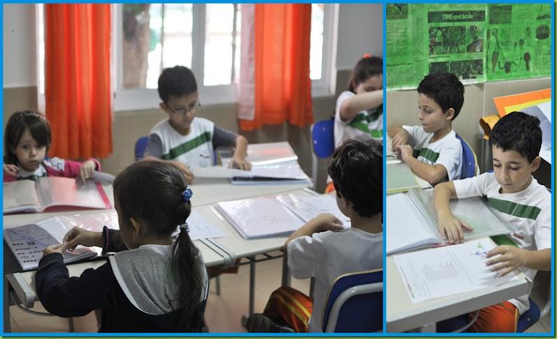 1 Ano Manhã - Sala de aula