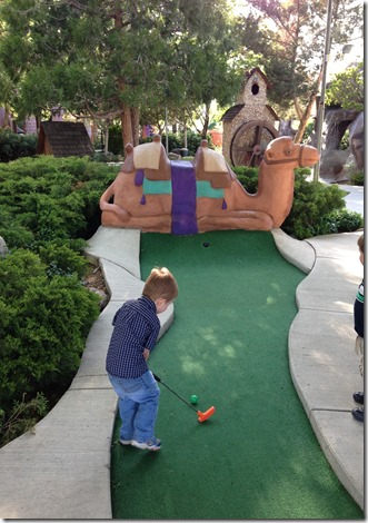 05 17 13 - First Time Mini Golfing (2)