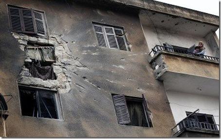 Siria-bombardament