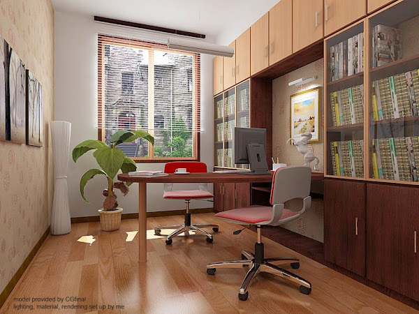 Home Office Designs Pictures 3 Home Office Designs