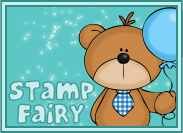 stamp fairy badge