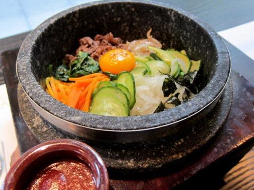Beef Dolsot Bibimbap