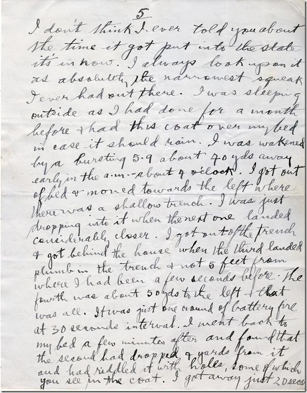 25 Oct 1917 5