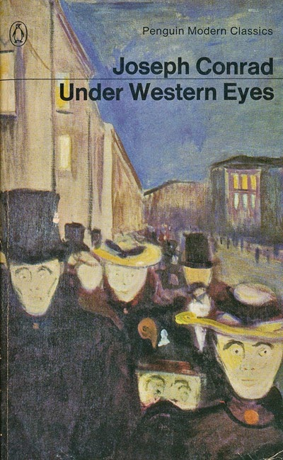 conrad_western eyes1969_munch_evening in karl johan street oslo