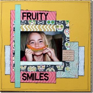 Fruity smiles