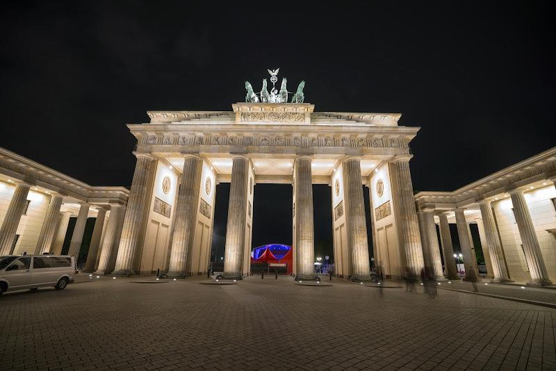 Бранденбургскиеворота. Фото от Саши