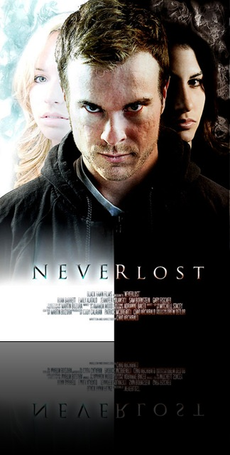neverlost poster
