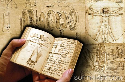 """""""Лестерский кодекс"""" Леонардо да Винчи - самая дорогая книга в мире"""
