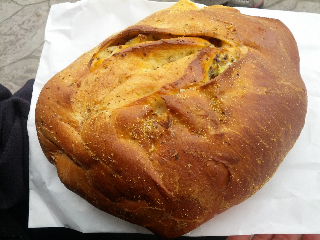 Tim to Table: Artichoke bread in Pescadero, CA