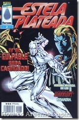 P00072 - Silver Surfer v3 #124