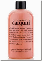 Philosophy Melon Daiquiri Shower Gel - Sweet and Fruity