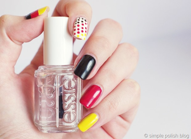 Nail-Art-Germany-Deutschland-WM-2