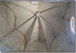 Sán Pedro de Lizarra - Ábside gótico