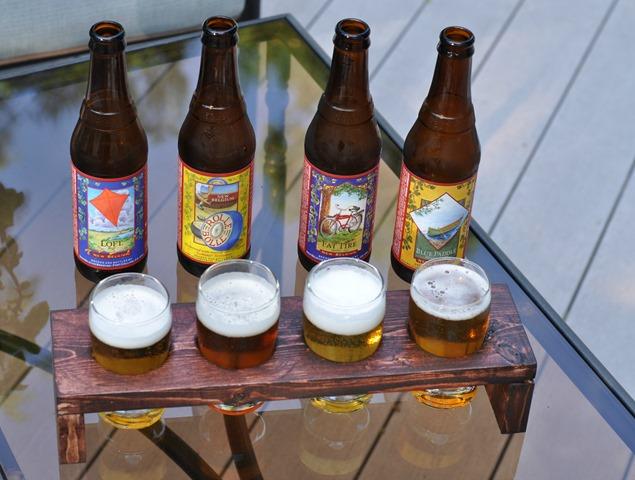 DIY Beer Flight