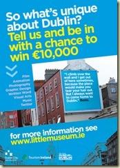 Concurso 'Uniquely Dublin'