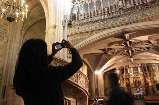 Interior Església Morella.JPG