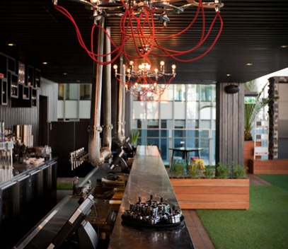 aviary perth interior design restaurant bird decor contemporary