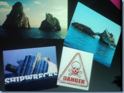 Literature Contest-Danger at Shark Rock(1)