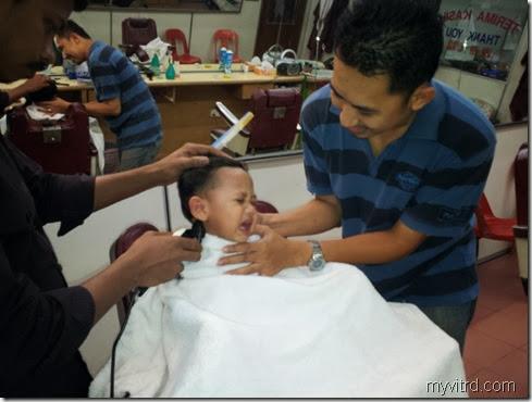 Harraz Gunting Rambut 6