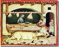 Carniceria Edad Media