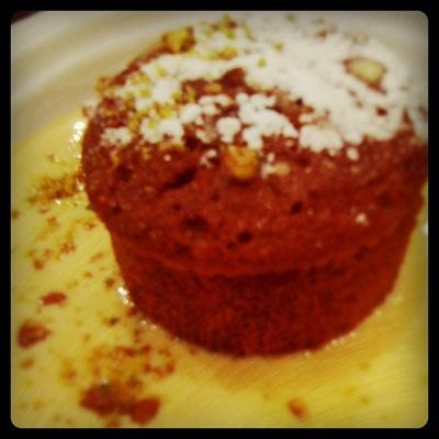 Cinnamon Club Garam Masala Christmas Pudding