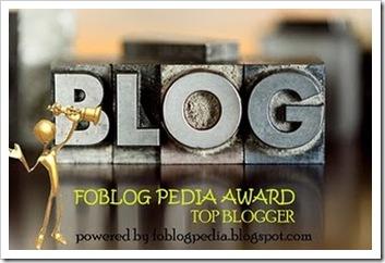 foblog award