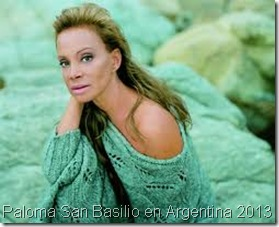 paloma san basilio en argentina compra entradas baratas en mejores lugares