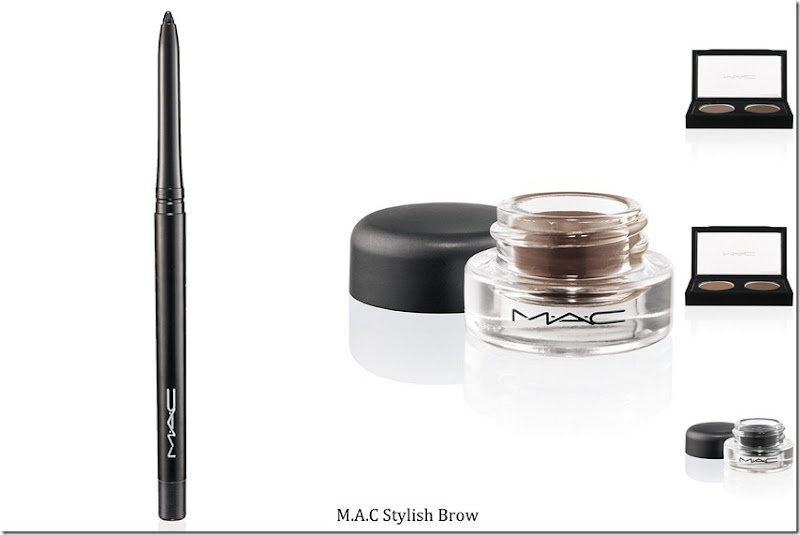 MAC STYLISH BROW