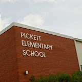 WBFJ Cici's Pizza Pledge - Pickett Elementary - Mrs. Steele's 2nd Grade Class - Lexington - 4-27-11
