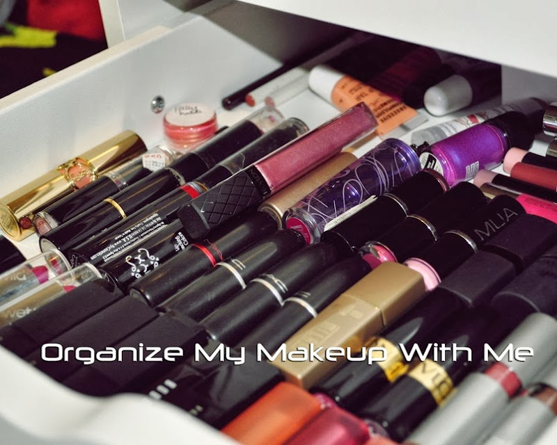 ikea alex makeup storage organization lipstick