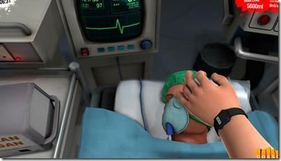 simulator de operatii chirurgice