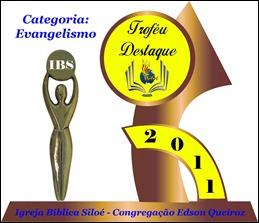 Troféu Destaque Siloé 2011