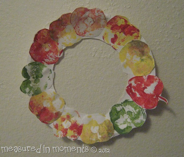 Apple Wreath 1