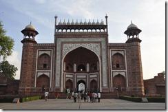 2013-07-14 agra 1 003 entree Taj Mahal