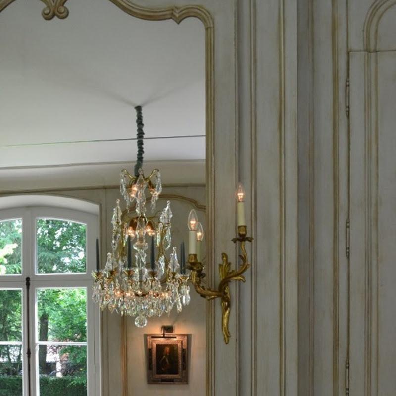Paneled room