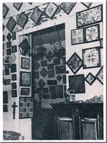Casa Museo de Alfredo Solaz, padre de Rafael Solaz. 1978