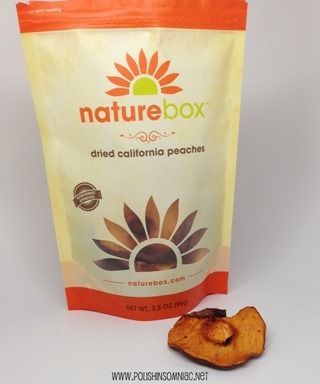 NatureBox Dried California Peaches